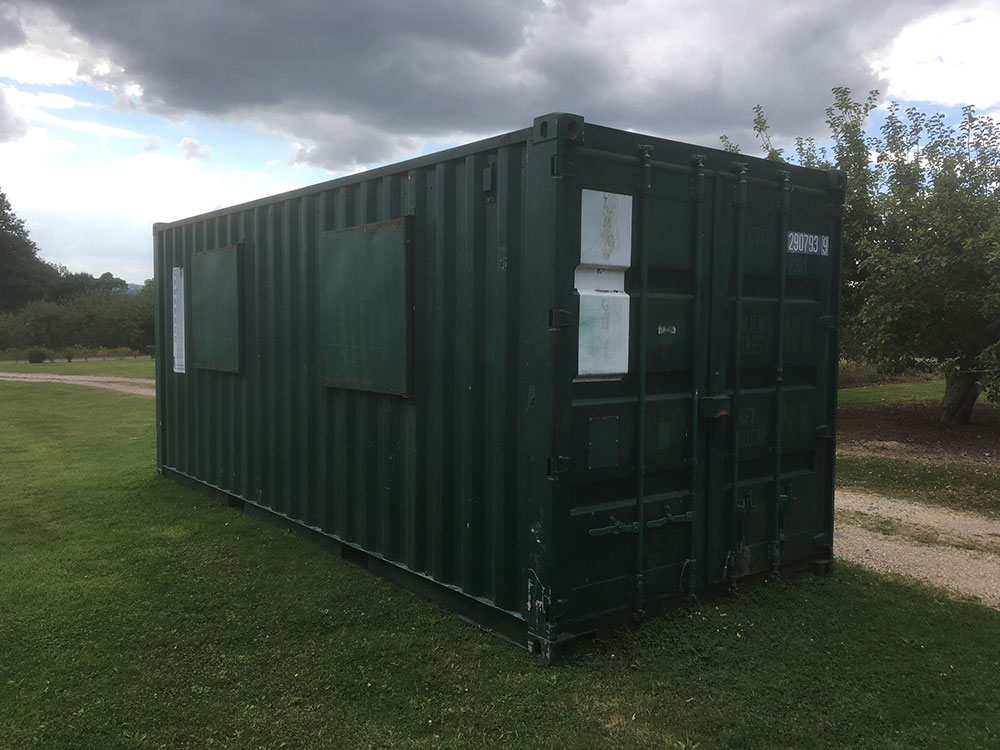 Container office hire